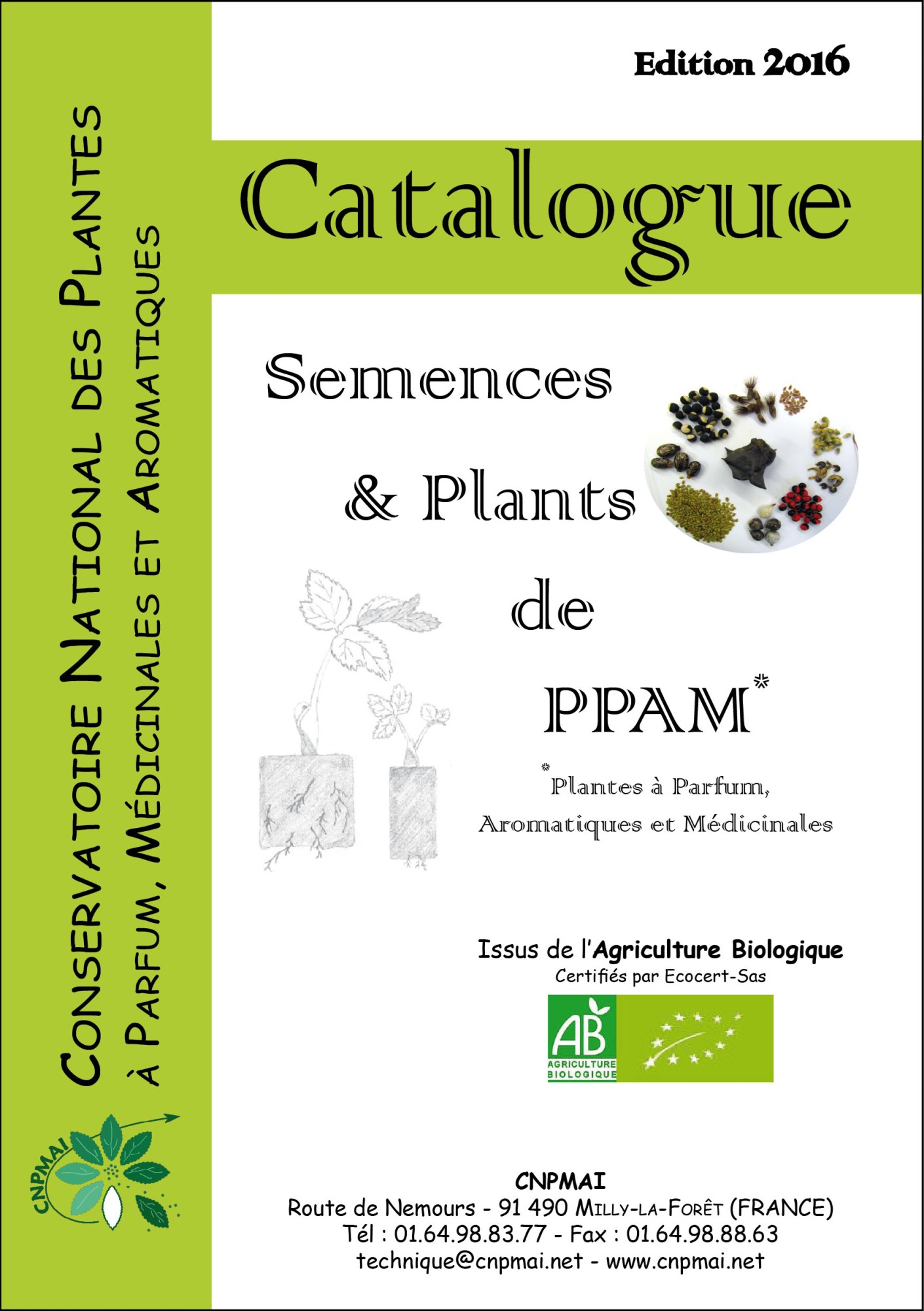 Catalogue S&P