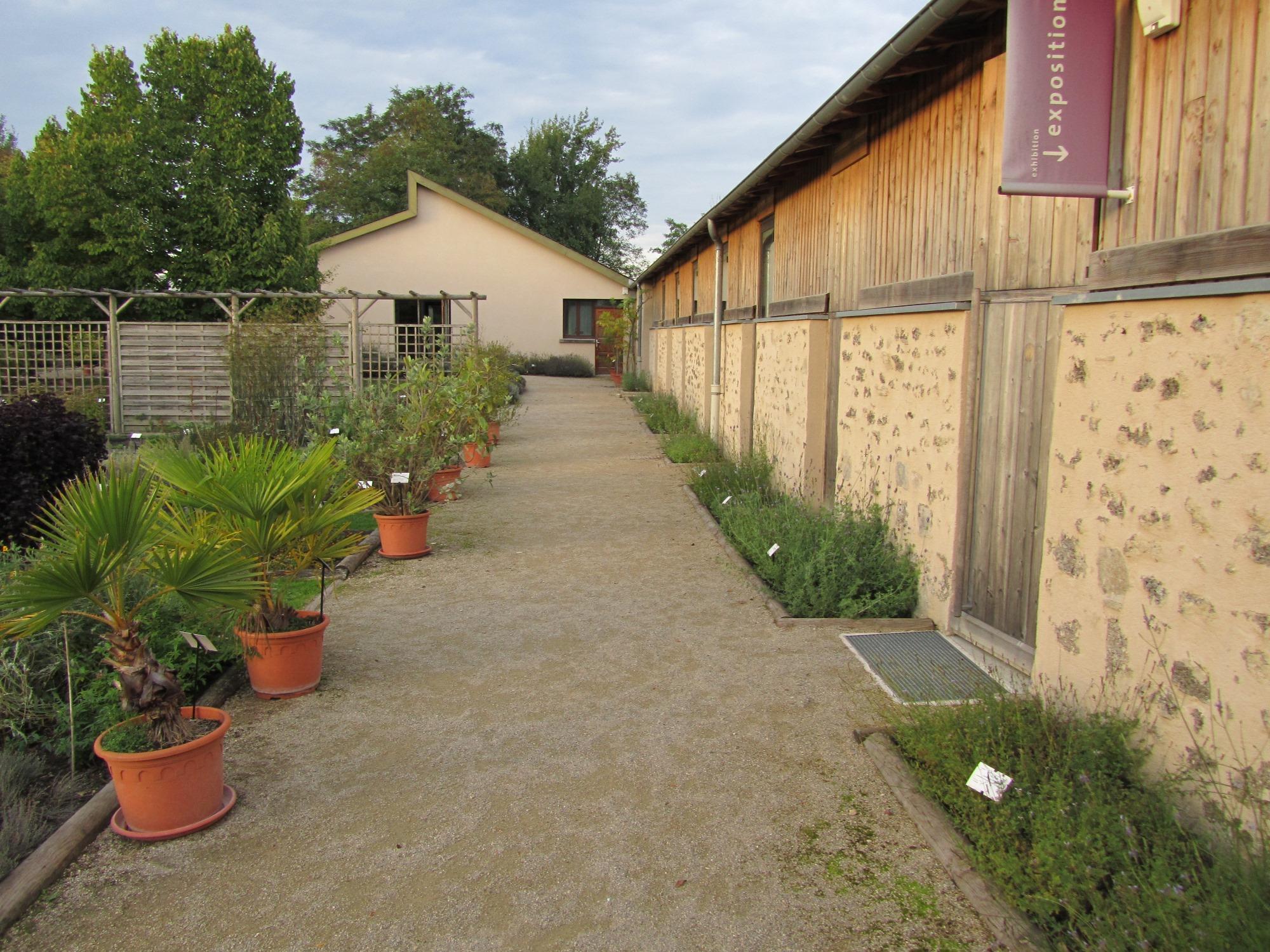 Jardins du Conservatoire