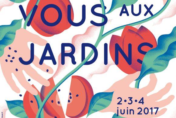 Rendez-vous aux Jardins – 4 juin