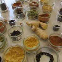 Atelier plantes à épices
