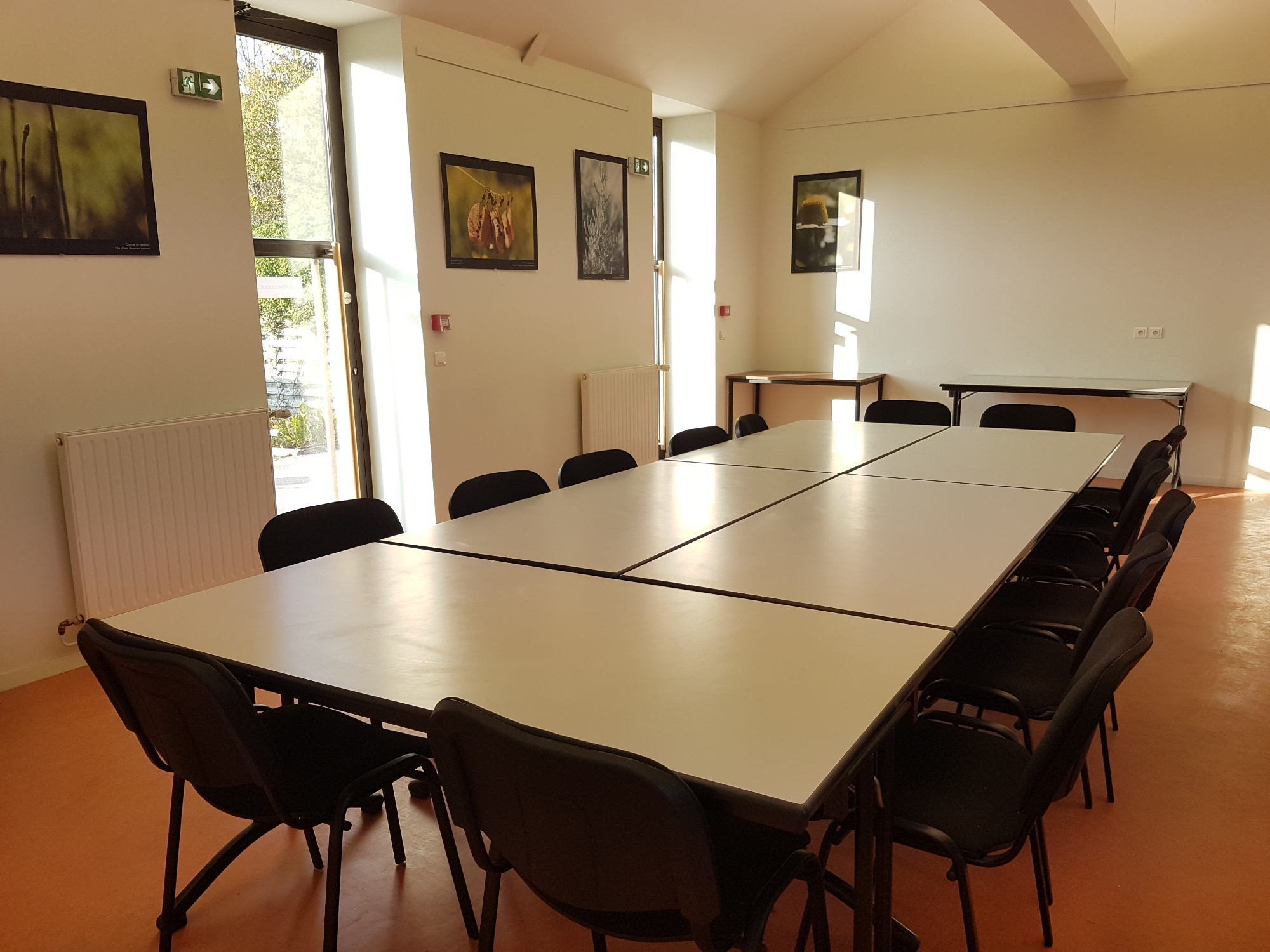 Location De La Salle De Réunion Conservatoire National Des