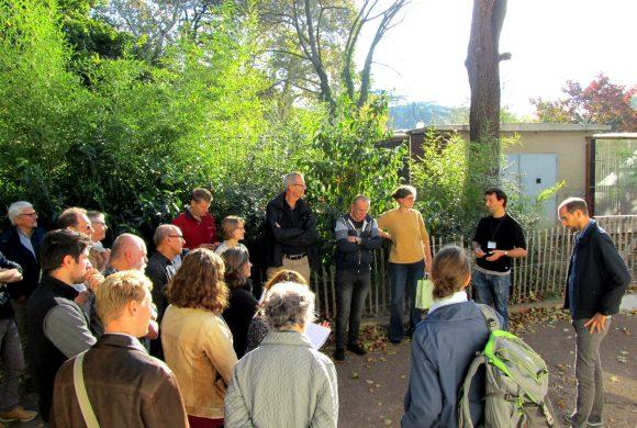 Assemblée Générale du Conservatoire au Jardin botanique de Lyon
