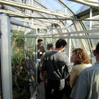 Jardin Botanique de Lyon - Serre hollandaise