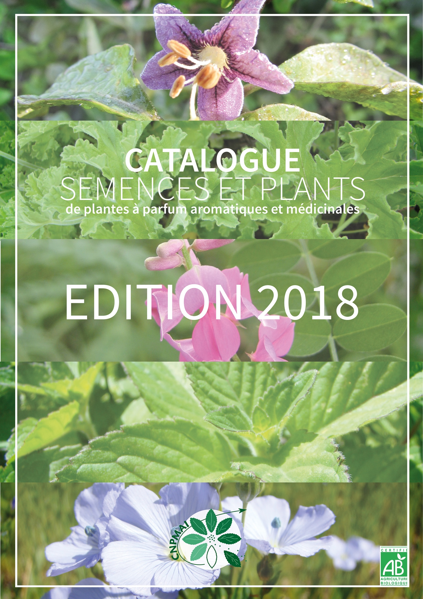 Catalogue semences et plantes 2018