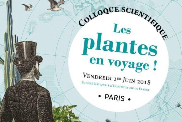 Les plantes en voyage à la SNHF