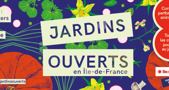 Jardins ouverts 2018