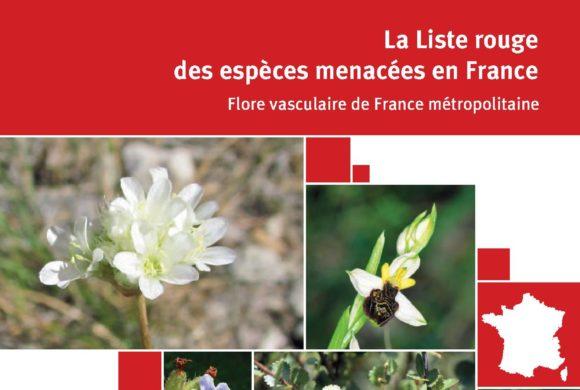 (Français) Parution de la liste rouge de la flore vasculaire de France métropolitaine