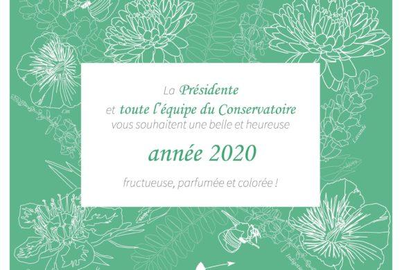 (Français) Vœux 2020 et rétrospective 2019