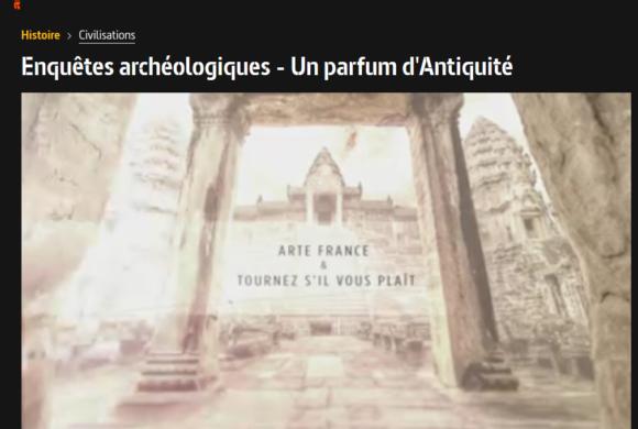 Enquête archéologique, un parfum d'antiquité