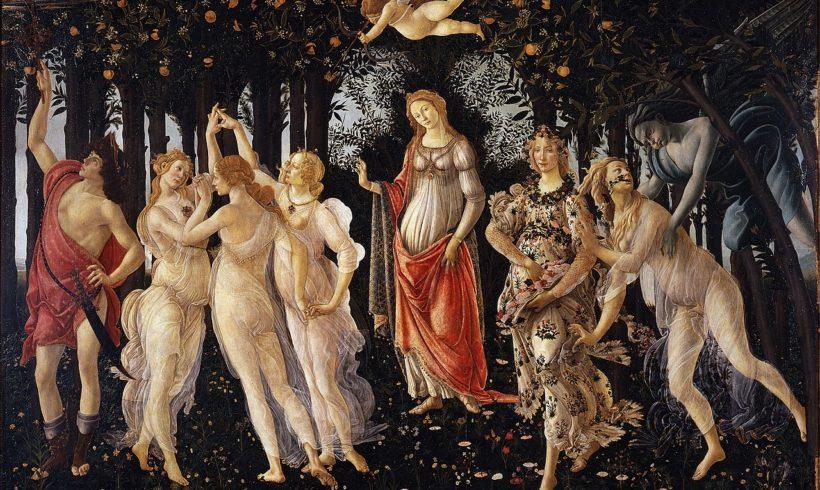 Le printemps – Sandro Botticelli