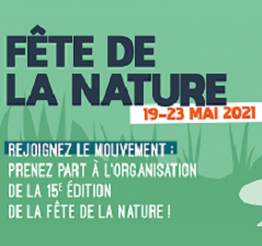 Fête de la Nature à Moret-sur-Loing le 22 et 23 mai 2021