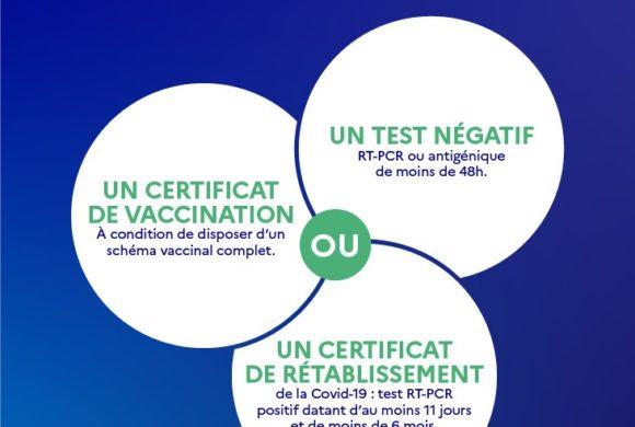 (Français) Pass sanitaire